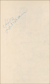 Autographs: LEON LEONWOOD L.L. BEAN - BOOK SIGNED