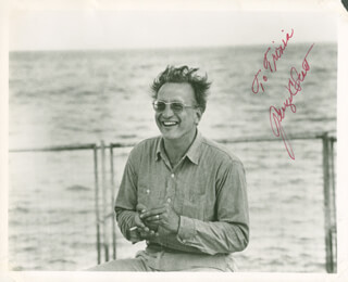 GEORGE C. SCOTT - AUTOGRAPHED INSCRIBED PHOTOGRAPH