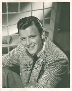 ROBERT STERLING - AUTOGRAPHED INSCRIBED PHOTOGRAPH