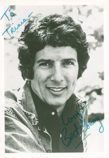 BERT CONVY - AUTOGRAPHED INSCRIBED PHOTOGRAPH