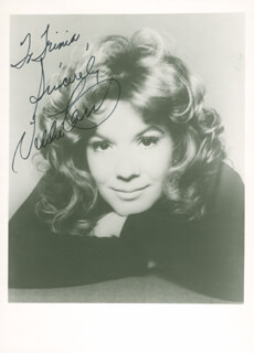 VIKKI CARR - AUTOGRAPHED INSCRIBED PHOTOGRAPH