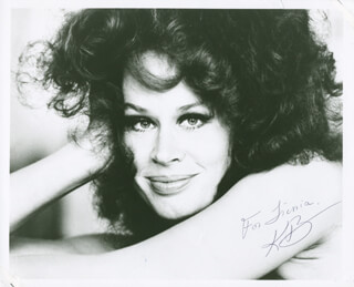 KAREN BLACK - AUTOGRAPHED INSCRIBED PHOTOGRAPH