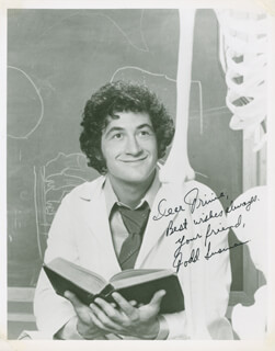 TODD SUSMAN - AUTOGRAPHED INSCRIBED PHOTOGRAPH