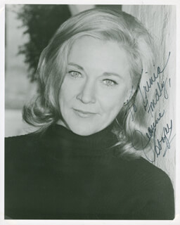 JEANNE COOPER - AUTOGRAPHED INSCRIBED PHOTOGRAPH