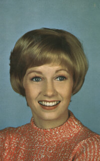SANDY DUNCAN - PHOTOGRAPH UNSIGNED