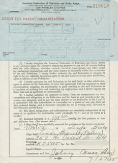 LINDA BRACE - DOCUMENT SIGNED BY A DEPUTY 07/26/1955