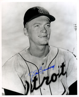 JIM BUNNING - AUTOGRAPHED SIGNED PHOTOGRAPH