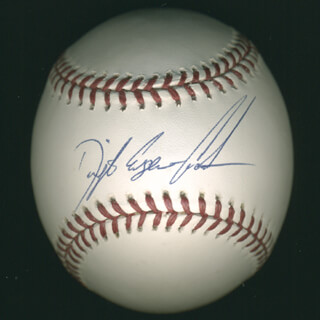 DWIGHT DOC GOODEN - AUTOGRAPHED SIGNED BASEBALL