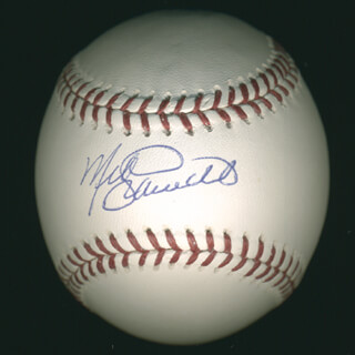 MIKE SCHMIDT - AUTOGRAPHED SIGNED BASEBALL