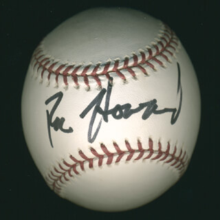 RON HOWARD - AUTOGRAPHED SIGNED BASEBALL