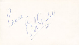 ROBERT GOULET - AUTOGRAPH SENTIMENT SIGNED