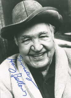 HARRY BELLAVER - AUTOGRAPHED SIGNED PHOTOGRAPH