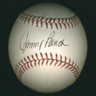 JOHNNY BENCH - AUTOGRAPHED SIGNED BASEBALL