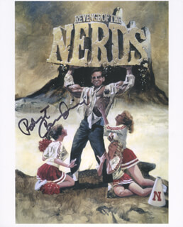 ROBERT CARRADINE - AUTOGRAPHED SIGNED PHOTOGRAPH