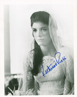 KATHARINE ROSS - AUTOGRAPHED SIGNED PHOTOGRAPH