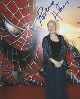 ROSEMARY HARRIS - AUTOGRAPHED SIGNED PHOTOGRAPH