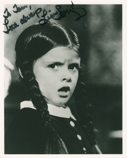 LISA LORING - AUTOGRAPHED INSCRIBED PHOTOGRAPH