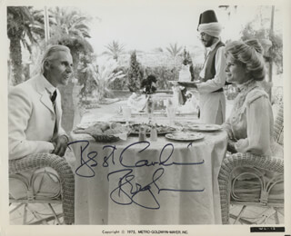CANDICE BERGEN - AUTOGRAPHED SIGNED PHOTOGRAPH  - HFSID 284766