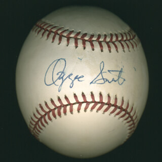 OZZIE THE WIZARD OF OZ SMITH - AUTOGRAPHED SIGNED BASEBALL