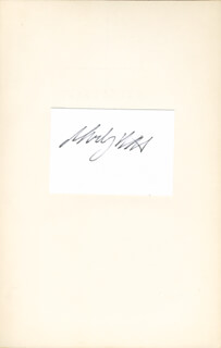 PHILIP ROTH - BOOK PLATE SIGNED