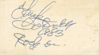 BO DIDDLEY - AUTOGRAPH SENTIMENT SIGNED 1983