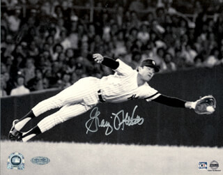 Autographs: GRAIG NETTLES - PHOTOGRAPH SIGNED