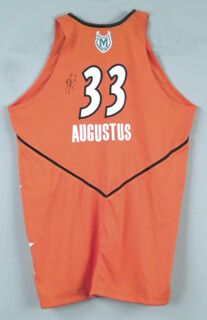 SEIMONE AUGUSTUS - JERSEY SIGNED