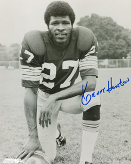 KENNY HOUSTON - AUTOGRAPHED SIGNED PHOTOGRAPH