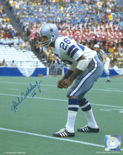 HERB ADDERLEY - AUTOGRAPHED SIGNED PHOTOGRAPH