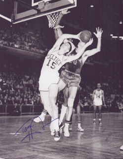 TOMMY HEINSOHN - AUTOGRAPHED SIGNED PHOTOGRAPH