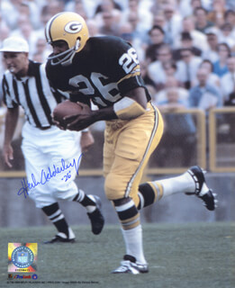 Autographs: HERB ADDERLEY - PHOTOGRAPH SIGNED