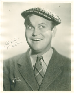 RUFE DAVIS - AUTOGRAPHED SIGNED PHOTOGRAPH