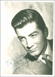 RAY DANTON - AUTOGRAPHED INSCRIBED PHOTOGRAPH