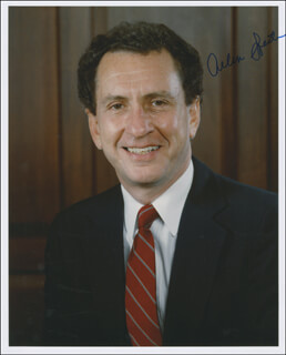 ARLEN SPECTER - AUTOGRAPHED SIGNED PHOTOGRAPH