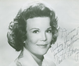 NANETTE FABRAY - AUTOGRAPHED INSCRIBED PHOTOGRAPH