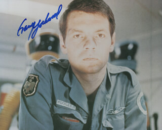 GARY LOCKWOOD - AUTOGRAPHED SIGNED PHOTOGRAPH