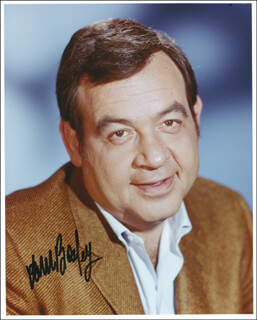 TOM BOSLEY - AUTOGRAPHED SIGNED PHOTOGRAPH