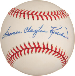 HARMON KILLEBREW - AUTOGRAPHED SIGNED BASEBALL