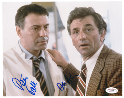 IN-LAWS MOVIE CAST (1979) - AUTOGRAPHED SIGNED PHOTOGRAPH CO-SIGNED BY: PETER FALK, ALAN ARKIN