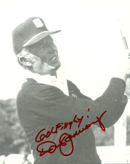DON JANUARY - AUTOGRAPHED SIGNED PHOTOGRAPH