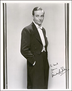 FRANK LAWTON - AUTOGRAPHED INSCRIBED PHOTOGRAPH CIRCA 1935