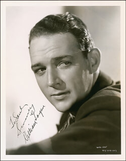 WILLIAM GARGAN - AUTOGRAPHED INSCRIBED PHOTOGRAPH CIRCA 1934