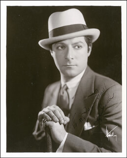 GEORGE JESSEL - AUTOGRAPHED INSCRIBED PHOTOGRAPH CIRCA 1937