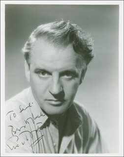 ERIC PORTMAN - AUTOGRAPHED INSCRIBED PHOTOGRAPH