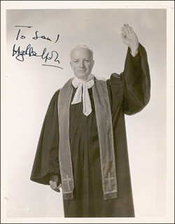 SIR HUGH WALPOLE - AUTOGRAPHED INSCRIBED PHOTOGRAPH CIRCA 1935