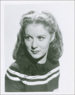 MOIRA SHEARER - AUTOGRAPHED INSCRIBED PHOTOGRAPH CIRCA 1954