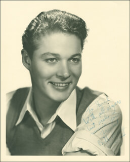 WILLIAM BILL HENRY - AUTOGRAPHED INSCRIBED PHOTOGRAPH CIRCA 1935