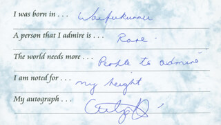 CLINTON ULYATT - QUESTIONNAIRE SIGNED