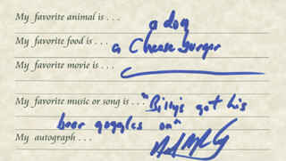 NEAL MCCOY - QUESTIONNAIRE SIGNED