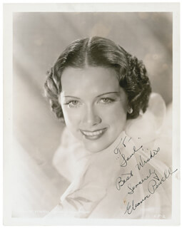 ELEANOR POWELL - AUTOGRAPHED INSCRIBED PHOTOGRAPH CIRCA 1936